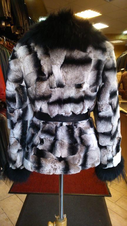 darabos irha női kabát